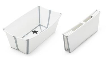 Flexi Bath bathing Bath Tub White product