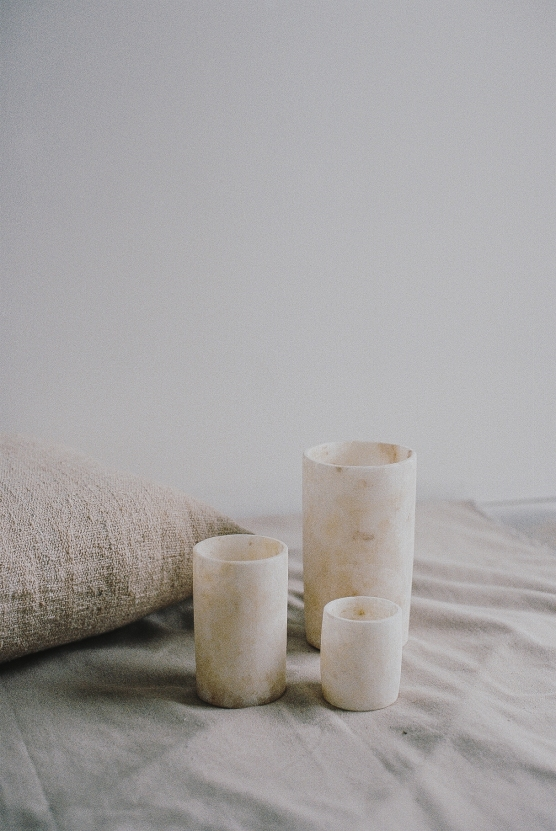 Alabaster Vessels - Instastory