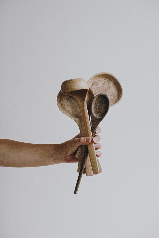 kitchen utensils instastory