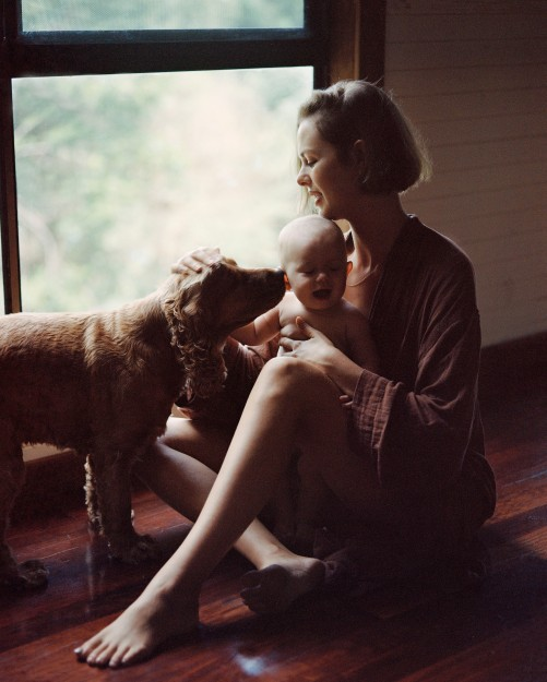 Meg & Baby