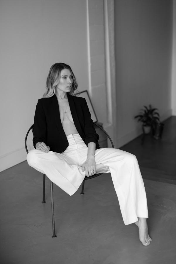 Jennifer Wilson at Sabi Studio Vancouver