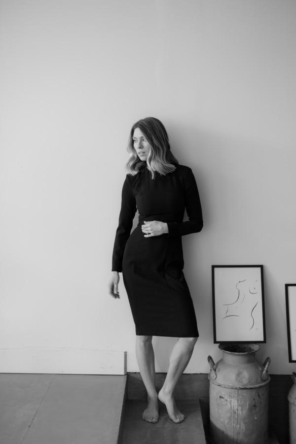Jennifer Wilson in Sabi Studio Vancouver